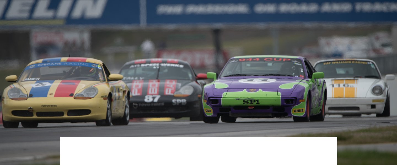 Marvelous Schedule | PCA Club Racing